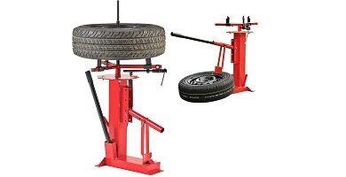 Desmontadora de neumáticos para motos y coches