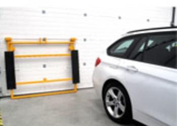 Así es el Elevador de coches portátil de Seicar