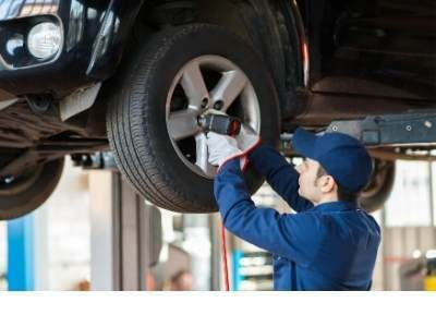 Desmontadora de neumáticos para coches