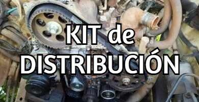 Kit de distribución coche